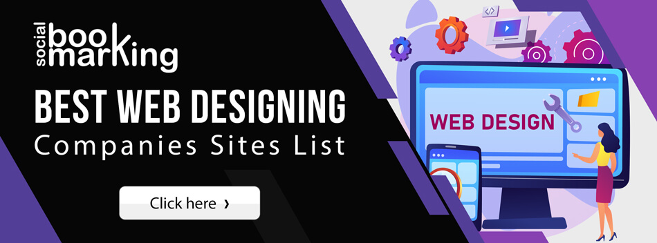 Web Designing companies site list